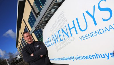 Robert Nieuwenhuys in Vallei Business
